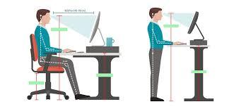 Weight Loss Standing Desk Notsitting Com Sit Stand Desks Standing Desks And Treadmills