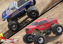 monster truck rc racing monster truck madness 12 u2013 clod versus shafty big squid rc