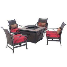 Fred Meyer Patio Furniture Sale Fire Pit Sets Outdoor Lounge Furniture The Home Depot