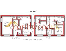 3 bedroom detached for sale in bryn coch wrexham northwood wrexham