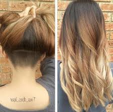 what are underneath layer in haircust 15 best collection of long hairstyles shaved underneath