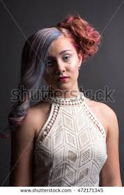 avant guard hair pictures avant garde hair stock images royalty free images vectors