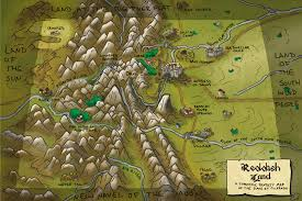 Estes Park Colorado Map by Colorado As A Fantasy Land