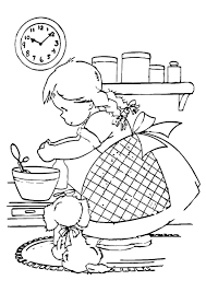 kitchen and cooking awesome cooking coloring pages coloring page
