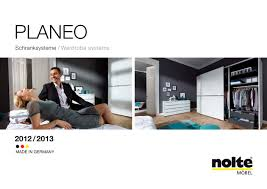 Schlafzimmerschrank Nolte My Way All Nolte Catalogues And Technical Brochures Pdf Catalogues