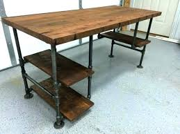 reclaimed wood desk for sale contemporary reclaimed wood desks avideh me