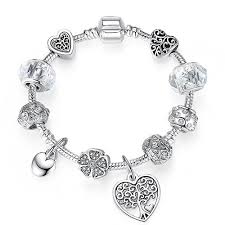 love charm bracelet images Pandora love charm bracelet quot 925 sterling silver quot flash sale jpg