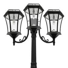 victorian bulb triple solar lamp with gs solar led light bulb gs