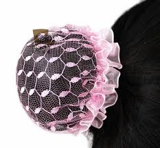 hair nets for buns buy ballet hair bun and get free shipping on aliexpress