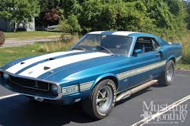 1969 mustang gt500 for sale 1969 shelby mustang gt500 mustang monthly magazine