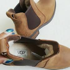 womens ugg bonham boots 38 ugg shoes ugg bonham chelsea boots from