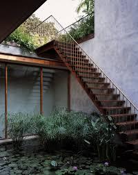 Indoor Ponds Gallery Of House On Pali Hill Studio Mumbai 10
