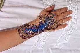 birds henna tattoos design back symbol ideas color sleeve henna