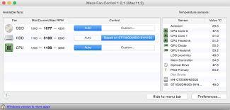 imac hdd fan control macs fan control alternatives and similar software alternativeto net