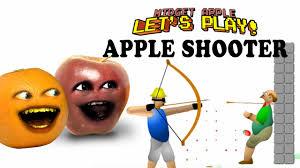 apple apple shooter ft annoying orange