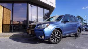 subaru forester touring 2017 2017 subaru forester xt touring review youtube