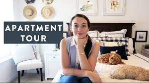 college prepster apartment tour youtube