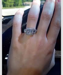 my wedding ring my wedding ring what type of band will go with my engagement ring