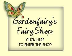 gardenfairy figurine flower collectible
