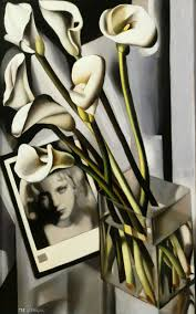 Tamara De Lempicka Art by Penccil Tamara