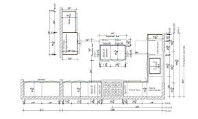 size of kitchen island kitchen layout clearances search kitchens