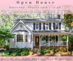 open house 106 farren court cary nc 27511 ginger u0026 co