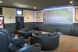 Home Theater Design Tampa by Synergy Florida