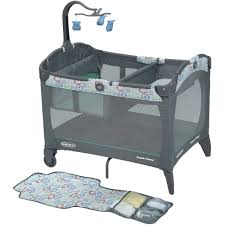 Graco Pack And Play With Bassinet And Changing Table Graco Pack N Play Playard With Change N Carry Changer Cleo