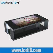touch screen coffee table low price 42 inch floor standing touch screen coffee table alibaba