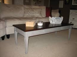 Arcade Room Ideas by Coffee Tables Simple Blue Distressed Coffee Table Square Marissa