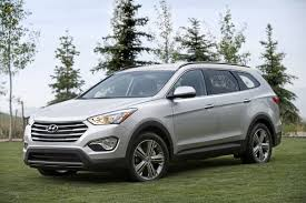hyundai santa fe 2013 mpg santa fe stretches to fill hyundai lineup orange county register