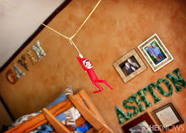 Best Backyard Zip Line Kits by You U0027ll Love These Hilarious Elf On The Shelf Hijinks As Much As