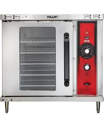 commercial gas convection oven vulcan equipment