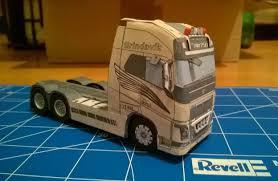 membuat miniatur mobil dari kardus foto gambar cara membuat miniatur truk kayu terbaru