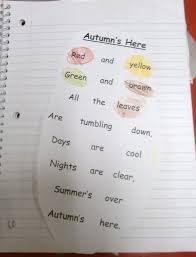 kindergarten kel poetry notebooks
