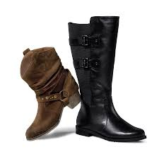 stylish motorcycle boots lane bryant offers wide width calf boots for fall stylish curves