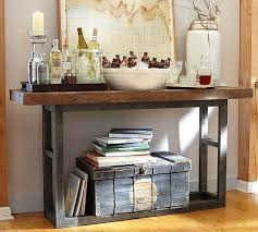 Reclaimed Wood Console Table Pottery Barn 56 Best Furniture Images On Pinterest Pottery Barn Children And