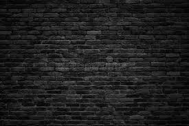 dark wall black brick wall dark background for design stock image image