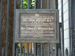 charles wesley wikipedia