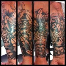 tiki tattoo u2013 jeremy t miller