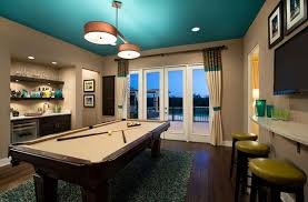 Billiard Room Decor Game And Entertainment Rooms Featuring Witty Design Ideas