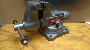 wilton bench vise paid 50 for it now a restoration final
