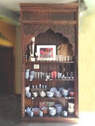 Large Bookshelves by Large Indian Carved Palace Shelves Shop Nectar
