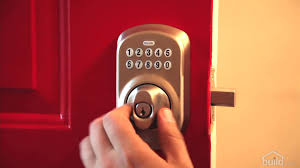 how to install a keyless entry electronic deadbolt build com