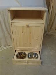 Pet Food Storage Cabinet Beautiful Dog Food Storage Cabinet On Pet Food Cabinet Storage
