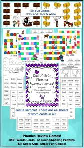 pattern practice games phonics review games 60 sound spelling patterns spelling
