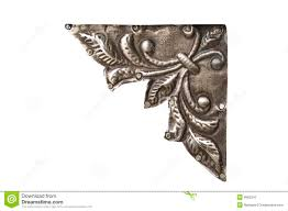 corner metal ornament royalty free stock photography image 9902347
