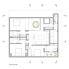 basement floor plan luxury modern home in lima peru