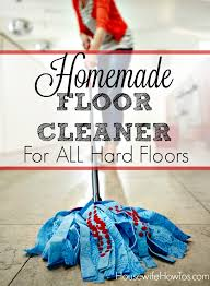 Homemade Hardwood Floor Cleaner Shine - homemade floor cleaner for all types of floors housewife how to u0027s