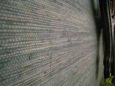 go natural and neutral with this grasscloth wallpaper from the